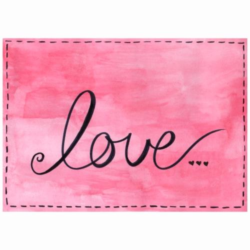 love... - Tasse