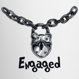 engagerad Chained - Mugg