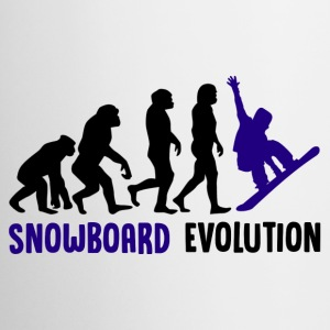 ++ ++ Snowboard Evolution - Kubek