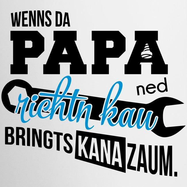 Vorschau: Da Papa wird's richtn - Tasse