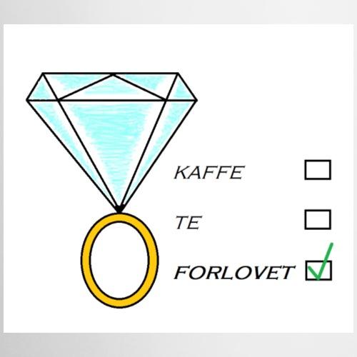 Forlovet - Kopp