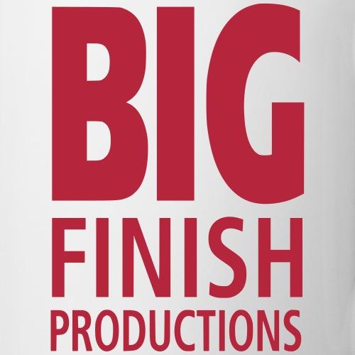 BF Productions (front and back) - Mug