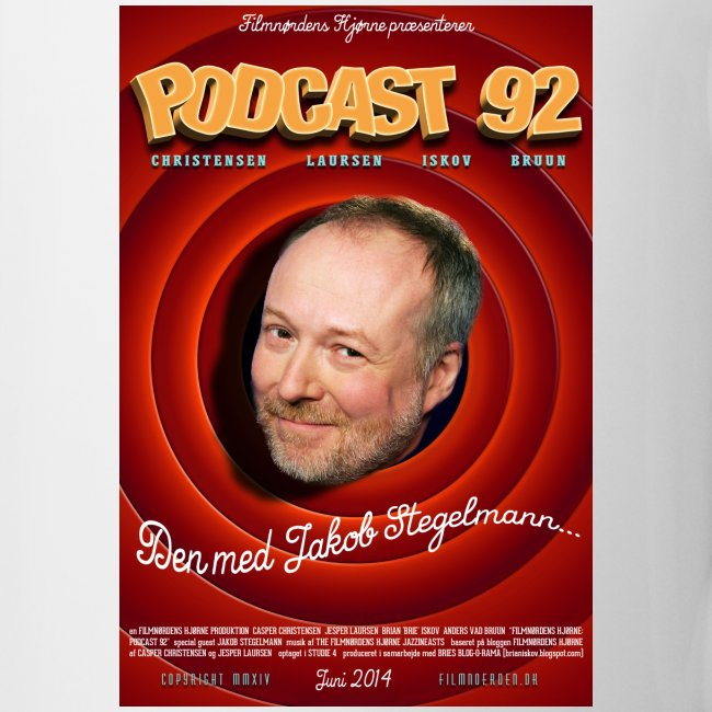 Poster for Podcast 92