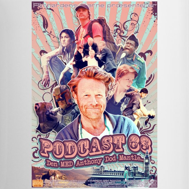 Poster for Podcast 63