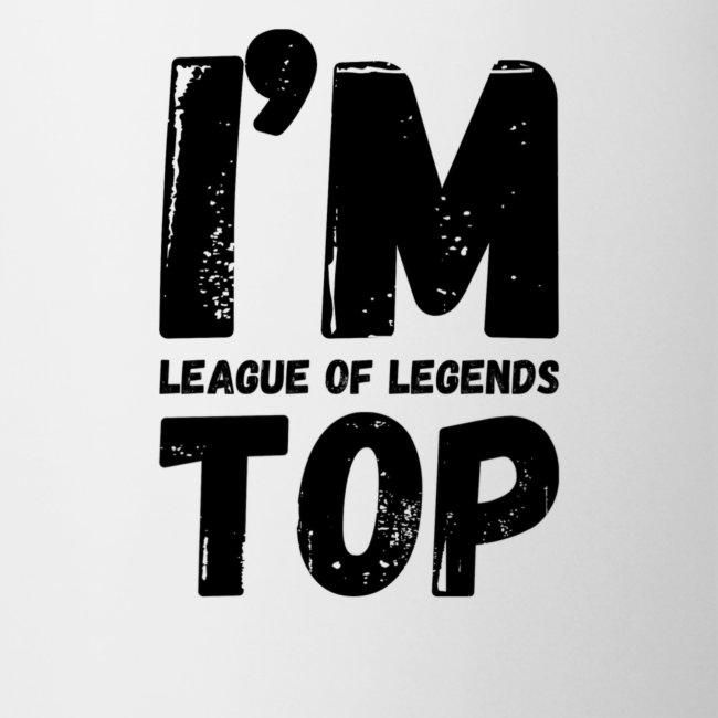 Lol Top laner
