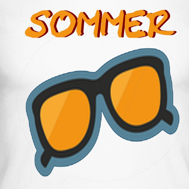 Sommer Sonnenbrille