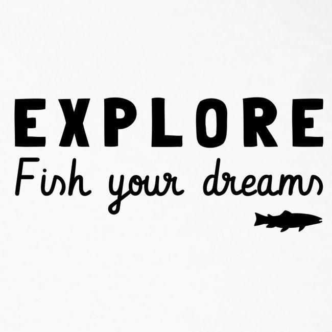 tee shirt manche longue explorer