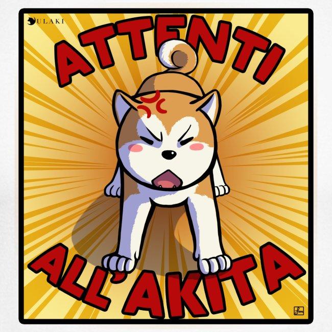 attenti all'akita