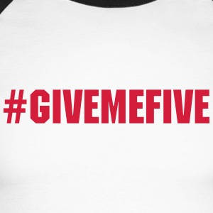 Give me Five - T-shirt baseball manches longues Homme