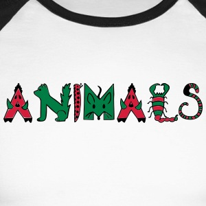 Animals - Animals - Men's Long Sleeve Baseball T-Shirt