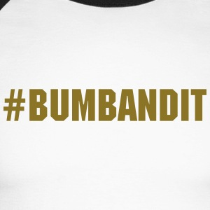 Bum bandit - Men's Long Sleeve Baseball T-Shirt