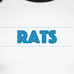 Rats - Men's Long Sleeve Baseball T-Shirt