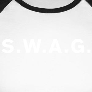 SWAG - Men's Long Sleeve Baseball T-Shirt