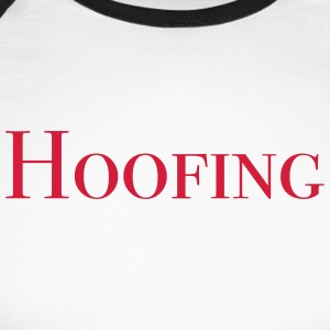 Hoofing - Men's Long Sleeve Baseball T-Shirt