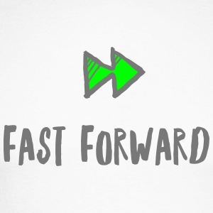 Fast Forward - Langermet baseball-skjorte for menn