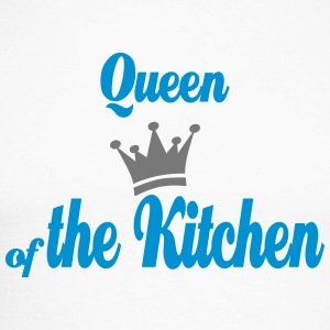 queen of the kitchen - Männer Baseballshirt langarm