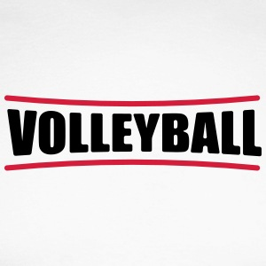 Volleybal overhemd - Beach volleyball T-shirt - Team - Mannen baseballshirt lange mouw