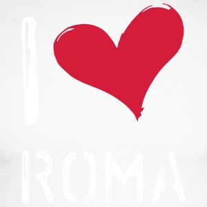 I love Rome - T-shirt baseball manches longues Homme
