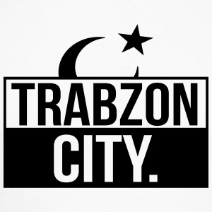 Trabzon Ville - T-shirt baseball manches longues Homme