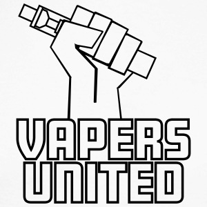 Vapers United - Vapefist - T-shirt baseball manches longues Homme
