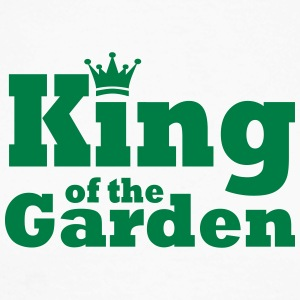 King of the Garden - Männer Baseballshirt langarm