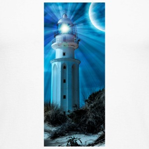 LIGHTHOUSE TRAFALGAR_NOCHE - T-shirt baseball manches longues Homme