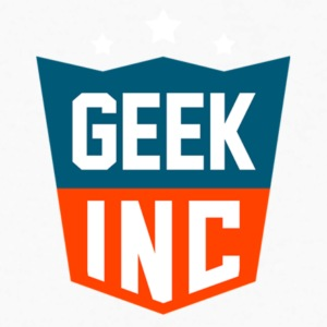 geek Inc. - Langermet baseball-skjorte for menn