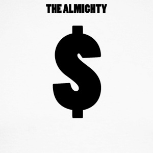 The Almighty - Men's Long Sleeve Baseball T-Shirt