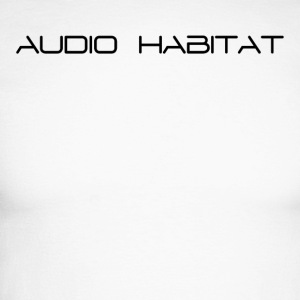 Audio_Habitat - Men's Long Sleeve Baseball T-Shirt