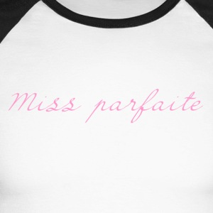 miss_parfaite - Men's Long Sleeve Baseball T-Shirt