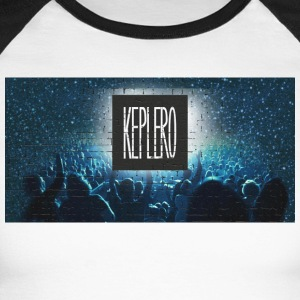 T-shirt KEPLERO rave staff - Men's Long Sleeve Baseball T-Shirt