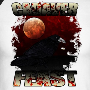 cadaver Feast - Men's Long Sleeve Baseball T-Shirt