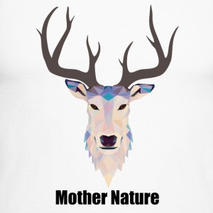 Mother Nature - Men's Long Sleeve Baseball T-Shirt