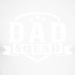 DAD SQUAD - Men's Long Sleeve Baseball T-Shirt