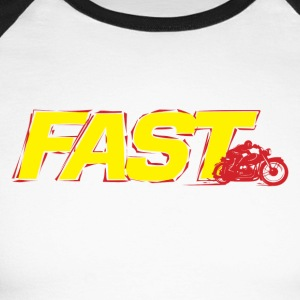 Fast_6 - T-shirt baseball manches longues Homme