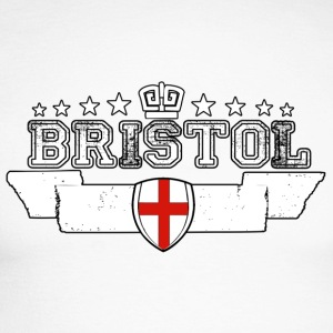 Bristol - T-shirt baseball manches longues Homme