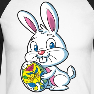 Easter Bunny - Men's Long Sleeve Baseball T-Shirt