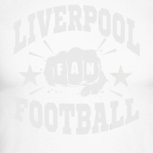 Liverpool_Fan - T-shirt baseball manches longues Homme