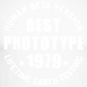 1979 - The year of birth of legendary prototypes - Men's Long Sleeve Baseball T-Shirt