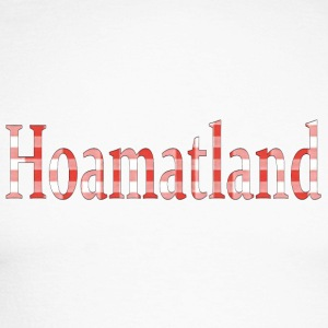 Hoamatland - Men's Long Sleeve Baseball T-Shirt