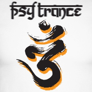 PsyTrance - T-shirt baseball manches longues Homme