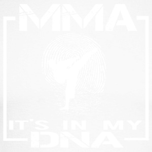 MMA IT'S IN MY DNA - Männer Baseballshirt langarm
