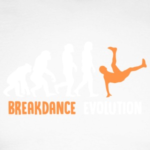 ++ ++ Breakdance Evolution - Langermet baseball-skjorte for menn
