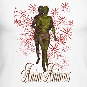anima-animus1 - T-shirt baseball manches longues Homme