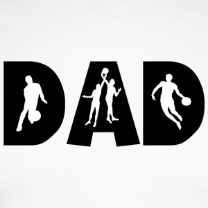 Basketball DAD - T-shirt baseball manches longues Homme
