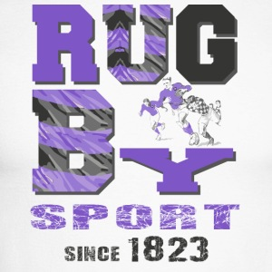 RUGBY SINCE 1823 - Men's Long Sleeve Baseball T-Shirt