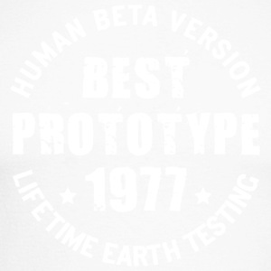 1977 - The year of birth of legendary prototypes - Men's Long Sleeve Baseball T-Shirt