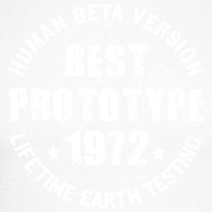 1972 - The year of birth of legendary prototypes - Men's Long Sleeve Baseball T-Shirt