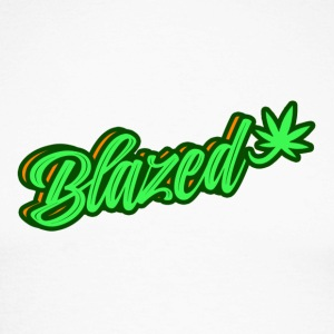 Blazed - T-shirt baseball manches longues Homme
