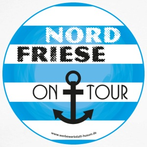 Nordfriese on tour - Men's Long Sleeve Baseball T-Shirt